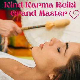 KInd Karma Reiki Healing Session