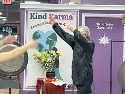 Dean Telano, Founder of Kind Karma Worldwide.