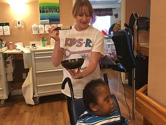 Kind Karma Reiki on Kids with Special Needs.
