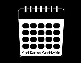 Kind Karma Worldwide Calendar Image