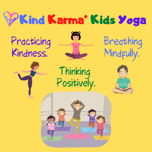 Kind Karma Empowering the Youth through Yoga
