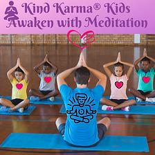 Kind Karma Kids Meditation