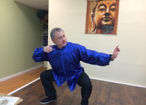 Creating Kind Karma with Awaken Qigong: Energy Brushing Exercise.