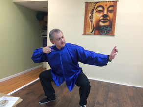 Creating Kind Karma with Awaken Qigong: Energy Brushing Exercise.