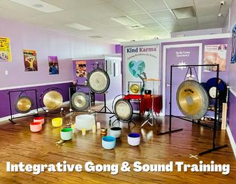 Kind Karma Gong & Sound Training
