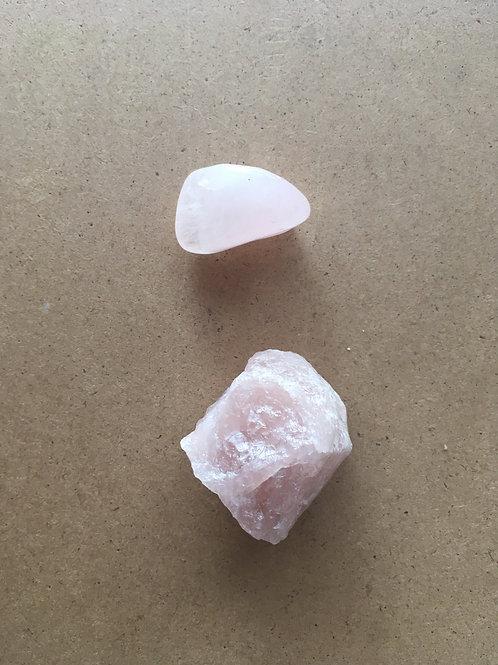 Rose Quartz Tumbled Crystal