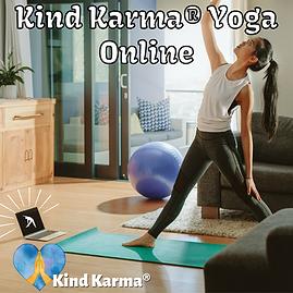 Kind  Karma Yoga Online Classes.
