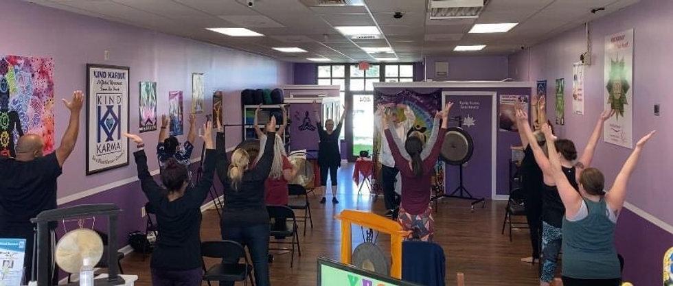 Kind Karma Yoga Class.