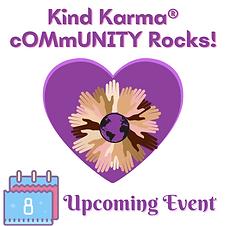 Kind Karma Community Rocks Initiative.