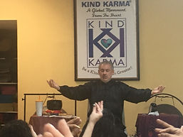 Kind Karma Qigong Class.