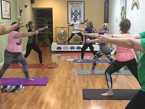 Kind Karma Yoga Adult Class