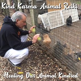 Kind Karma Reiki Healing Session.