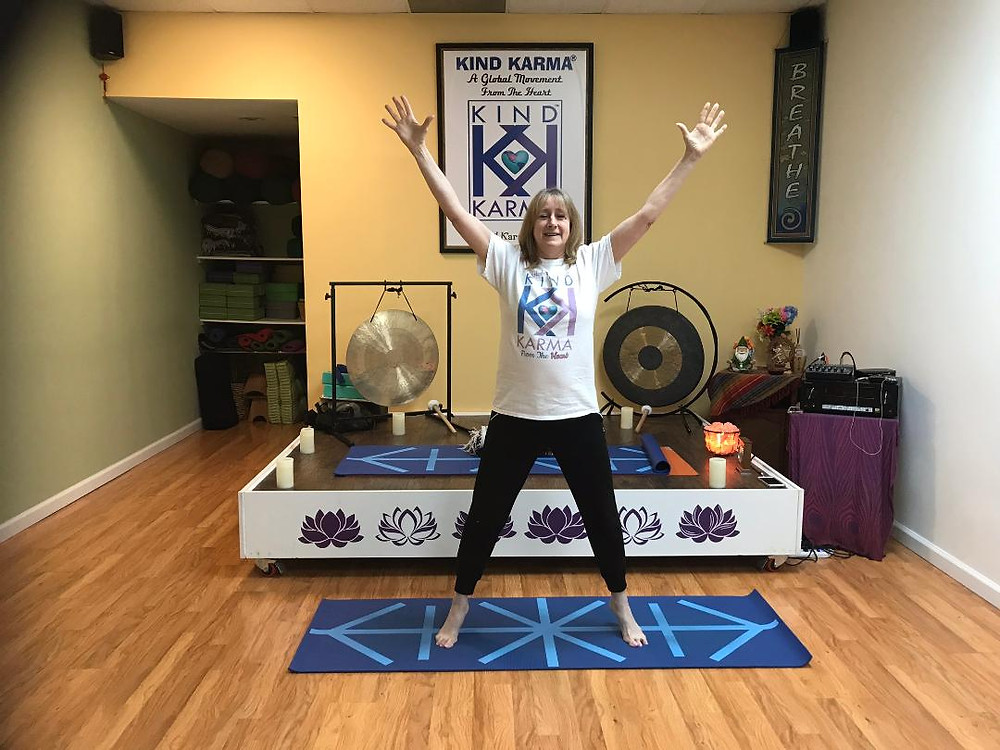 Kind Karma Rahini Yoga