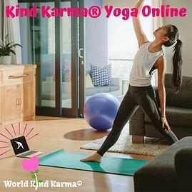 Kind  Karma Yoga Online Classes & Courses