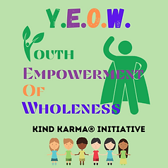 Kind Karma Promotes Youth Empowerment and Diversity.