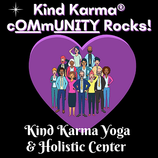 Kind Karma Diverse People Inside Heart