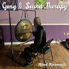 Kind Karma Gong & Sound Therapy.
