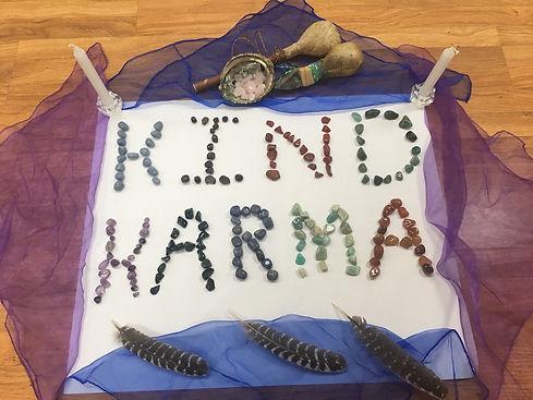 Kind Karma Crystal Practitioner Course.