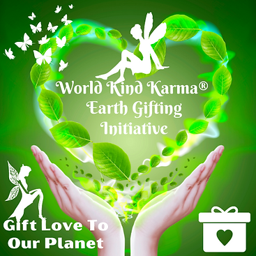 Kind Karma Initiative cleaning up the environment.