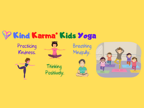 Kind Karma Kids Yoga. Youth Empowerment of Wholeness: YEOW.