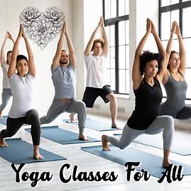Kind Karma Adult Yoga Classes.