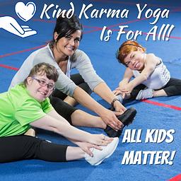 Kind Karma Yoga for Special Needs Children.