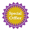 Kind Karma Special Offer Icon.