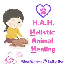 Kind Karma Reiki Animal Healing Session.