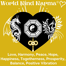 World Kind Karma is Creating Global Unity