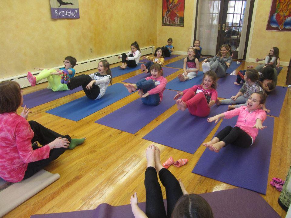Kind Karma Kids Yoga