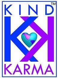 Kind Karma Logo of World Peace and Harmony