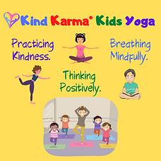 Kind Karma Kids Yoga Classes