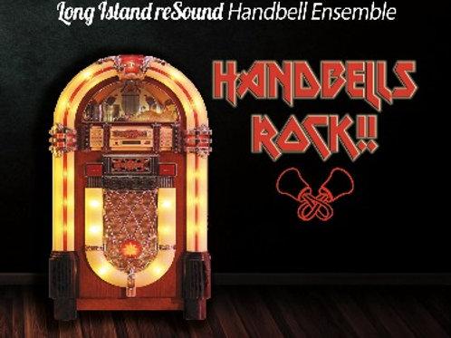 HANDBELLS ROCK! CD