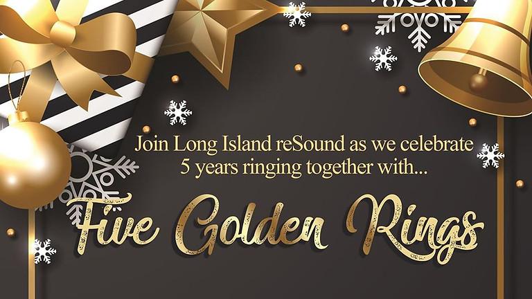 Five Golden Rings Handbell Concert
