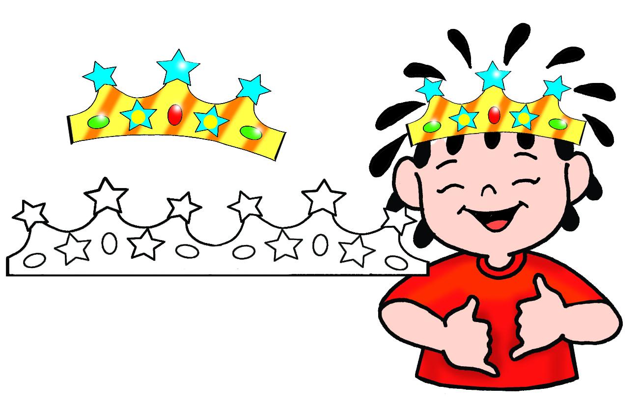 14assim se faz uma coroa