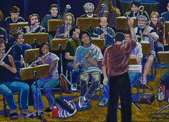 """""""Ensaio de Orquestra no Teatro"""""""