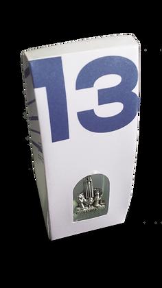 Perfume 13 de Fátima (15 ml)