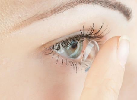 Dnevno održavanje mekih kontaktnih sočiva