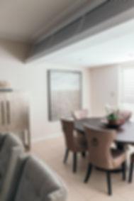 Dining room design | Open spaces design | Formal dining room | Timeless Dining room | Classic Interior design Dining room | Interior designer Maroubra