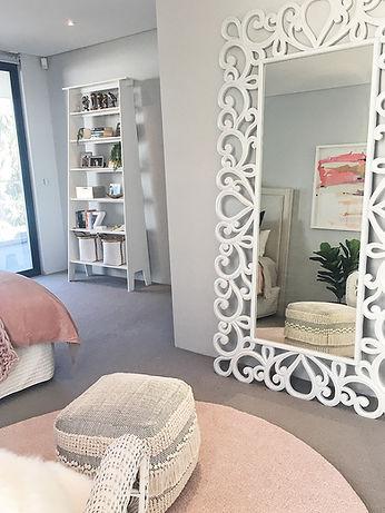 Mirror in teenage girl's bedroom.jpg