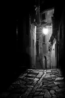 via di notte