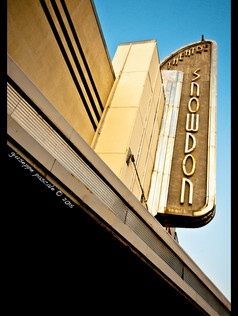 theatre snowdon
