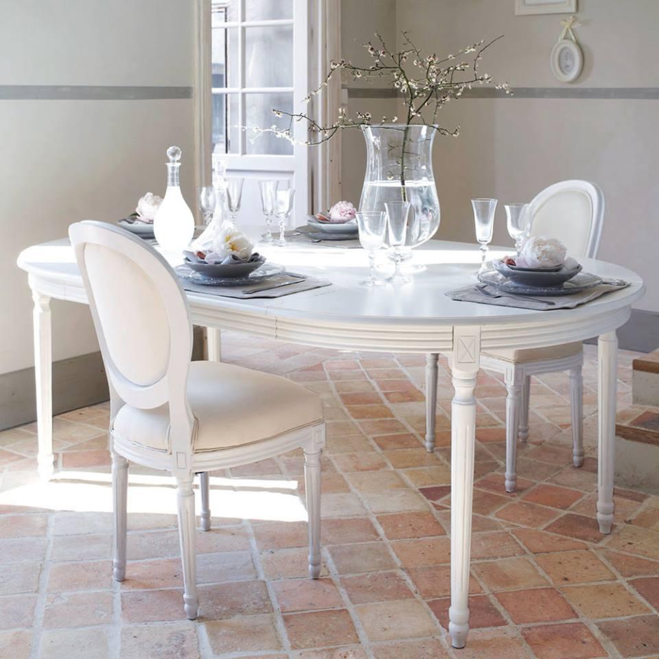 Tables salle à manger   cotemaisontn