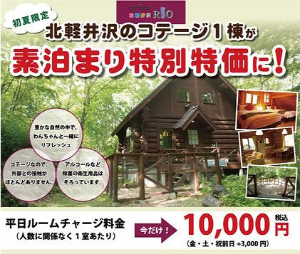 ★北軽井沢 コテージ1棟貸2021ばなー.jpg