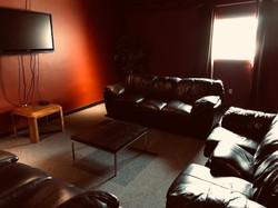 L.H.A. client lounge area