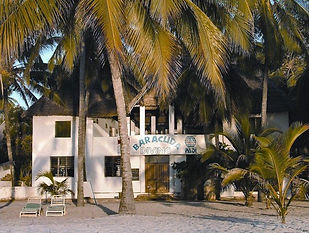 Baracuda Scuba Safaris head quarters