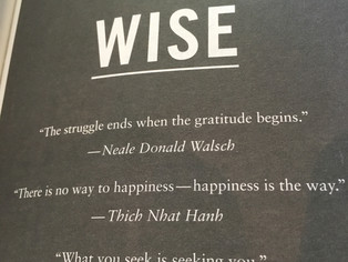 Executive Performance Books - 'Tools of Titans' (Part 3: Wise)