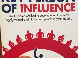 Executive Perfomance Books - 'Key Person Of Influence'