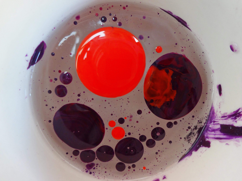 Orange Dot