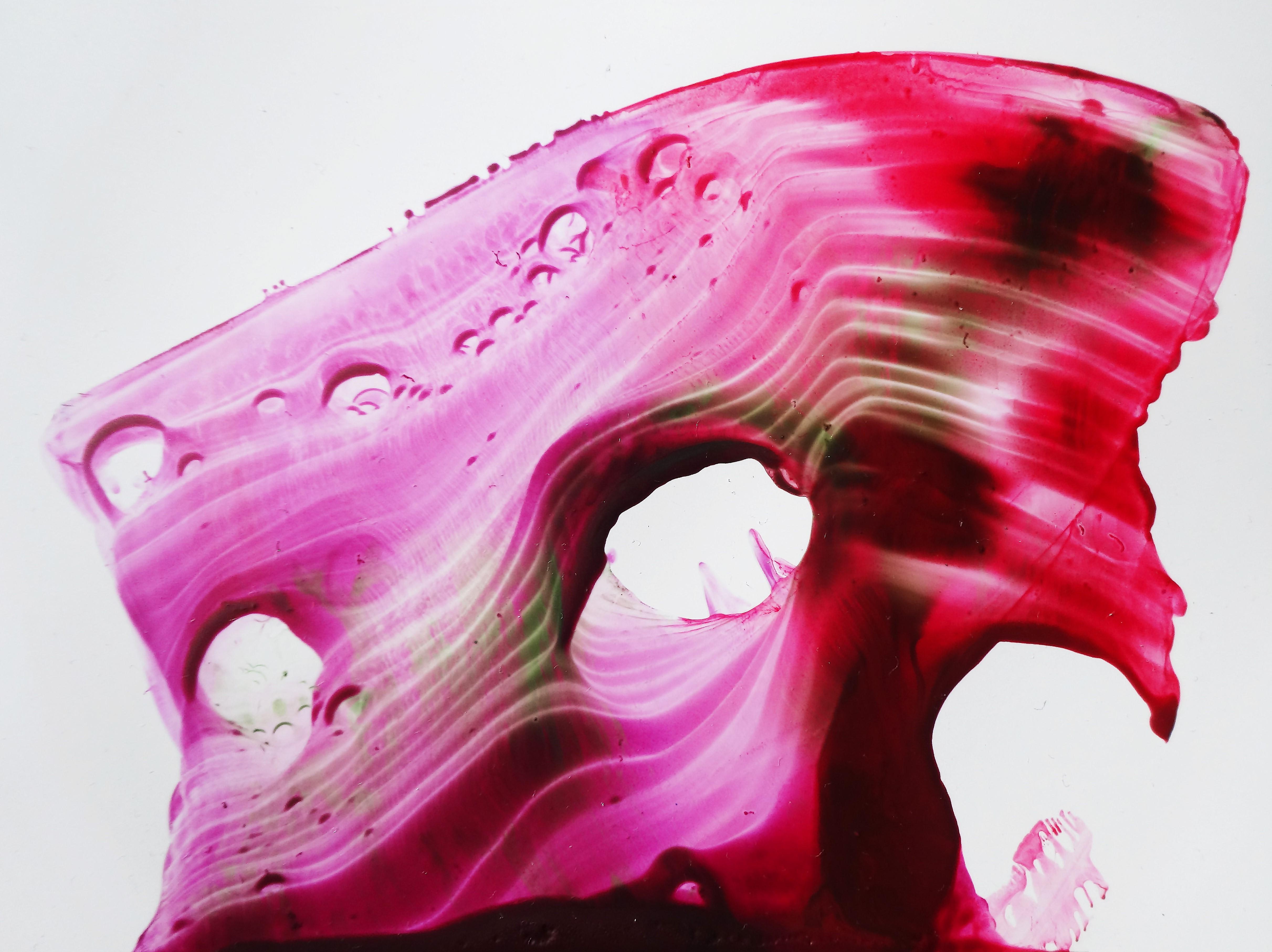 Pink Sculpture